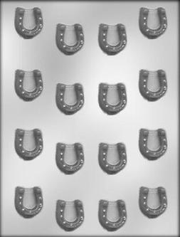 CK Products 1-1/8-Inch Horseshoe Chocolate Mold