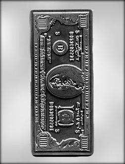 CK Products 100-Dollar Bill Chocolate Mold by CK Products