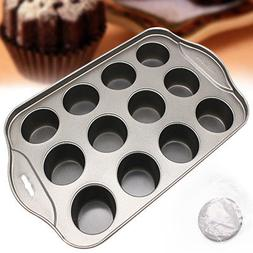 12 well round bakeware mini cheesecake pan