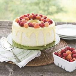 Nordic Ware 2pc Angel Food Cake Pan with Removable Cone
