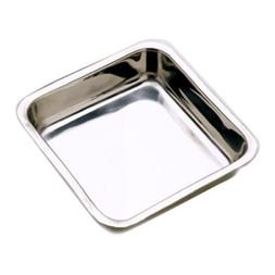 "NORPRO 3814 Stainless Steel 8"" Square Cake Pan"