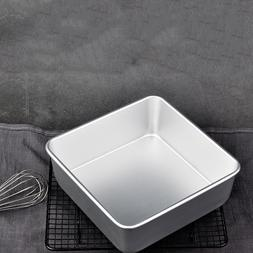 6/8/10 Inch Baking Tray Anodized <font><b>Aluminum</b></font