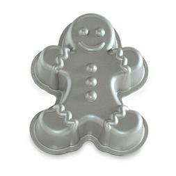 Nordic Ware 87748 Ginger Bread Man Cake Pan