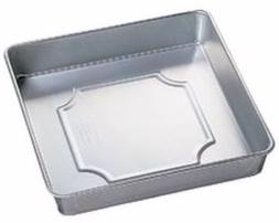 8x2 inch Square Performance Cake Pan from Wilton 8191 NEW
