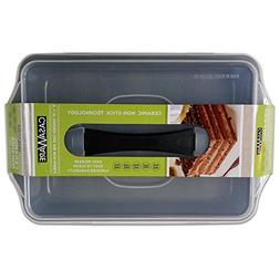 CasaWare Covered Cake Pan 9 x 13-inch