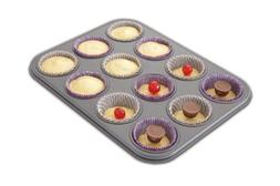 Chicago Metallic Non-Stick 12 Cup Surprise Cupcake or Muffin