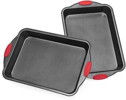 Elite Bakeware Extra Large All Purpose Baking Pans  with Ult