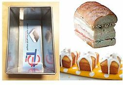 Extra Large Loaf Pan 4LB+ Capacity, Heavy Duty Ideal for Tra