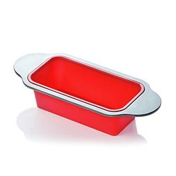 Meatloaf and Bread Pan | Gourmet Non-Stick Silicone Loaf Pan