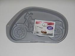 New MOTORCYCLE BIKE CK Products Party CAKE PAN Mold Jello Wi