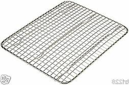 Update Half Size Insert Wire Pan Grate Cake Cooling Rack 8""