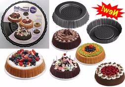 """Wilton 10"""" inch Cake Pan Dessert Shell for All-Occasions Rou"""