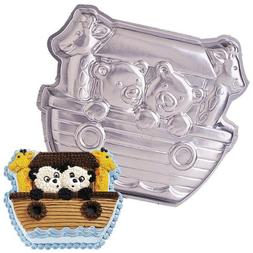 Wilton Noah's Ark Animals Boat Cake Pan