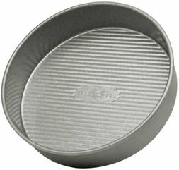 USA Pan Bakeware Aluminized Steel 9 x 2 Inch Round Layer Cak