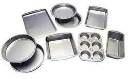 Cooking Concepts Bakeware Heavy Steel Pans Pizza Cake Browni