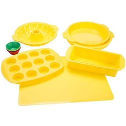 Bakeware Sets Classic Cuisine 18 Piece Silicone Bakeware Set