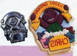 Barney Character Cake Pan by Wilton