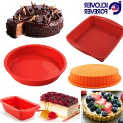 bread mold silicone loaf pan cake toast