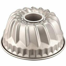 Chef Made 1 f CHEFMADE 7-Inch Bundt Cake Pan, Non-Stick Carb