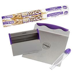 Wilton Cake Baking Tools and Parchment Paper Set - 8-inch Ba