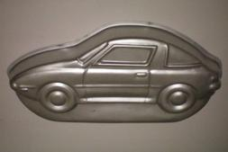 Wilton Cake Pan Sports Car/Speed Boat/Convertible  Retired 1