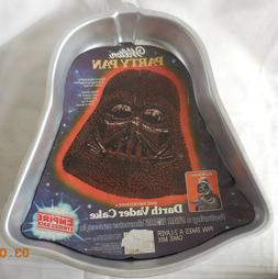 Wilton Cake Pan Darth Vader With Insert 1980