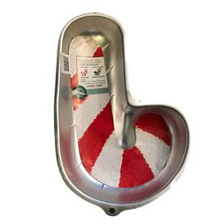 Wilton Candy Cane Holiday Christmas Cake Pan  Retired