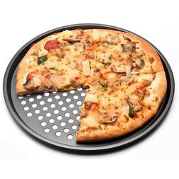 Carbon Steel Nonstick Pizza Baking <font><b>Pan</b></font> T
