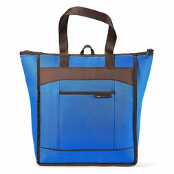 Rachael Ray 19x16-in. Classic ChillOut Insulated Tote, Blue
