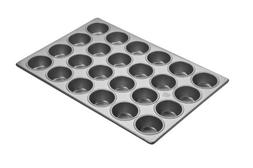 Cupcake/Muffin Pan Glazed 24 Cups. Cup Size 2-3/4 Dia. 1-3/8