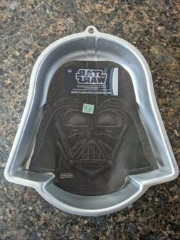 Darth Vader Wilton Star Wars Baking Cake Pan.  NEW