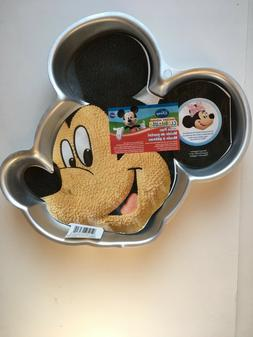 WILTON DISNEY MICKEY MOUSE CLUBHOUSE  CAKE PAN