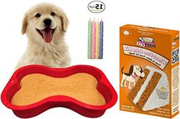 Dog Birthday Cake Kit Puppy