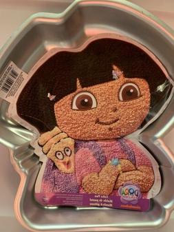 Wilton Dora The Explorer Cake Pan Birthday 2105-6305