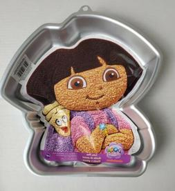 Dora the Explorer Cake Pan, Wilton, New, Birthday Cake