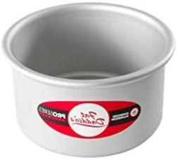 Fat Daddio's Anodized Aluminum Round Cake Pan, 6 x 3 Inch, S