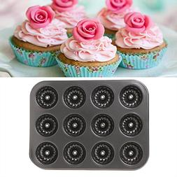 Sixsons 1Pc Fluted Cake Pan Extra Thick Bundt Non Stick Bisc