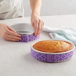 <font><b>Cake</b></font> <font><b>Pan</b></font> Strips Bake
