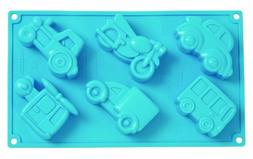 Pavoni FR086 Platinum Silicone Move On Multi-Tray Bake Mould