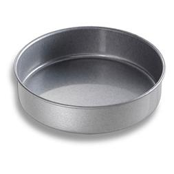 "Chicago Metallic 48025 Glazed Aluminized Steel 8"" Round Cake"