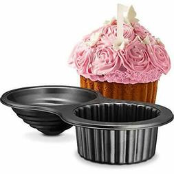GPA9395 Giant Specialty & Novelty Cake Pans Cupcake - Double