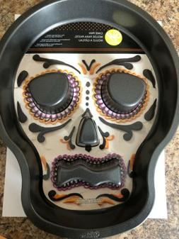 halloween skull cake pan mold 2105 7792