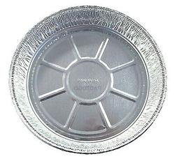 "Handi-Foil 9"" Round Aluminum Foil Cake - Disposable Baking P"