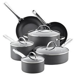 hard anodized aluminum nonstick cookware