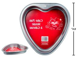 """NEW Heart Shape Cake Pan #69033 From the Heart Approx. 8"""""""