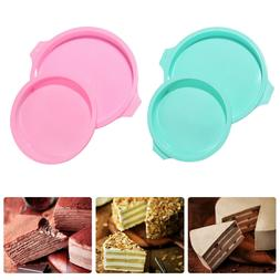 Kitchen & Dining Baking Mould Silicone Cake Molds Baking Pan