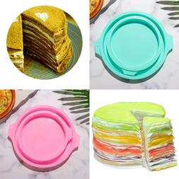Kitchen & Dining Baking Pan Silicone Cake Molds Baking Mould