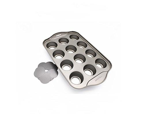 12 cups mini cheesecake pan