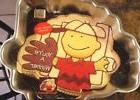 1950 NEW Wilton Peanuts CHARLIE BROWN Baseball Football CAKE