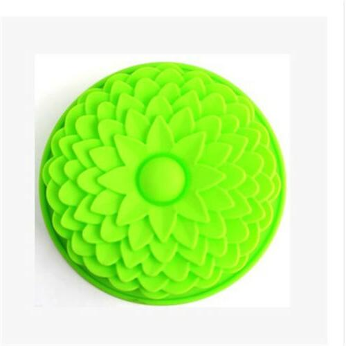 1PC Silicone Cake Pan Mold Mould Bakeware